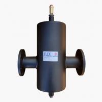 菲普罗螺旋微泡排气除污装置 螺旋微泡排气除污阀