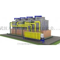 電化學循環水自動除垢 電化學冷卻循環水處理 電化學除垢裝置