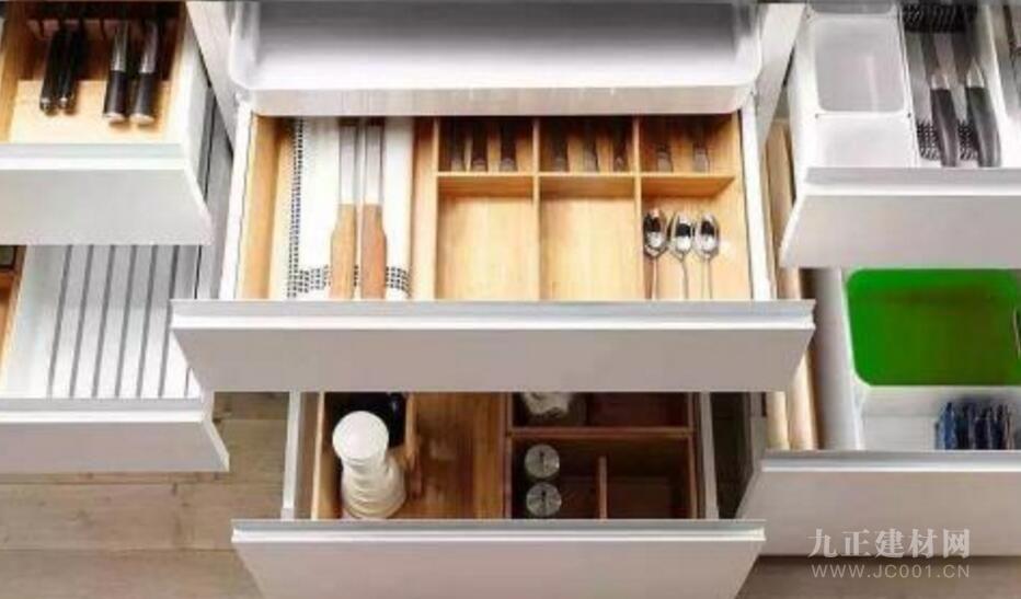 橱柜内部合理设计图片5