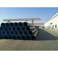 3PE防腐鋼管現貨供應鋼塑復合管道Q235螺旋鋼管