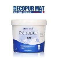 法国美斯德派分解室内甲醛涂料 DECOPUR MAT
