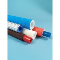 压花保温管 红蓝白保温管多种规格型号