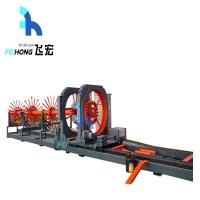 山东飞宏智能钢筋笼滚焊机 FH1500