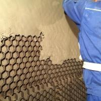 烟道专用防磨胶泥