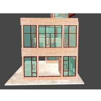 海登堡 门窗阳光房3D效果图软件