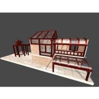 海登堡 户外铝制品3D销售导购软件