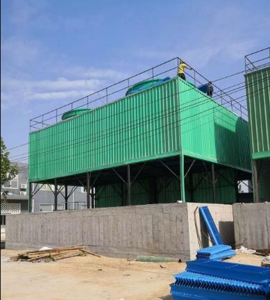 渭南玻璃鋼冷卻塔廠家直銷