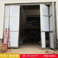 工業六開折疊門生產廠家/24小時免費上門測量