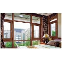 新中式装修风格 铝木复合窗 金刚纱一体窗