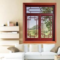 隔热断桥系统窗 铝木复合门窗 门窗型材批发 德州皓安门窗
