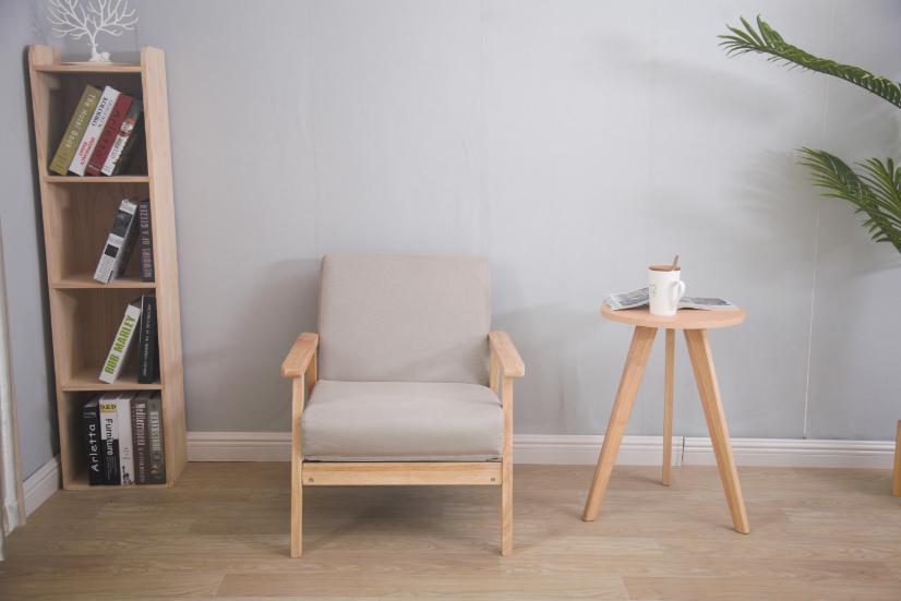 实木 原色沙发