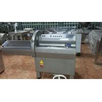 全自动冻肉切片机高科技操作母猪大排切片机价格厚度可调