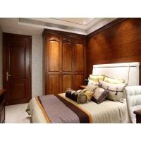 高端家具定制 意大利卧室衣柜 新古典储物柜 欧式款衣柜