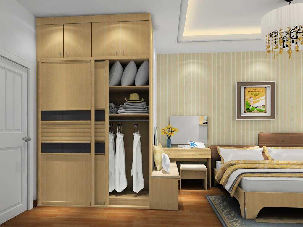 北美枫情整体大衣柜板式木质卧室多门组合衣帽间衣橱定制