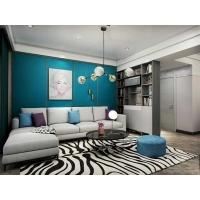 全屋衣柜定制卧室平开门大衣柜经济型家具设计现代简约
