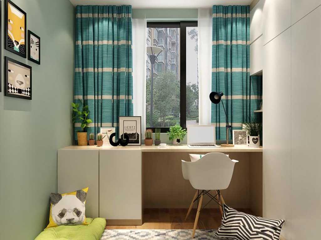 踏踏米床定制整体现代简约小户型飘窗桌榻榻米卧室儿童房