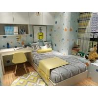 定制榻榻米空間兒童多功能家具定制衣柜帶書柜組合成都