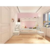 全屋定制家具臥室兒童房實木美式衣柜廚房柜定制