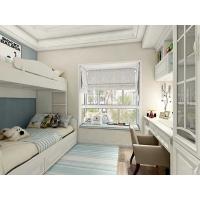 兒童房全屋空間定制兒童床椅書衣柜家具飄窗組合定做