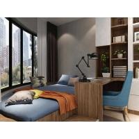 家具定制現代簡約榻榻米床臥室書房書桌組合定制全屋整裝