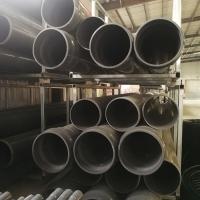 φ110農田灌溉管排水管  灰色農田灌溉管 園林綠化PVC管