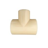 新型環保ABS管件三通 耐酸堿腐蝕化工管件正三通山東德州生產