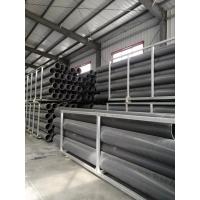 園林綠化PVC塑料管材 灰色農田灌溉管 澆地**管