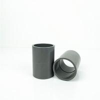 山东PVC给水管箍 PVC给水连接件直接 PVC直接头