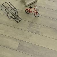 实木地板(灰色)