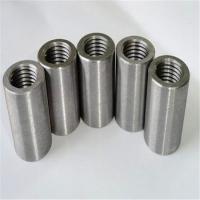 廠家批發鋼筋直螺紋連接套筒 鋼筋接頭 鋼筋連接套筒