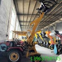 1.3吨小型铲车微型装载机农用多功能旋坑机