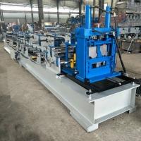 泊头兴和供应60-300c型钢檩条生产设备液压传动c型檩条生