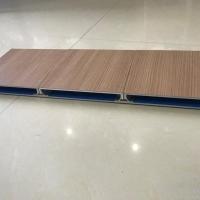 钢顺宝铝板覆膜,工程墙面保护装饰铝板,装饰覆膜铝板厂家