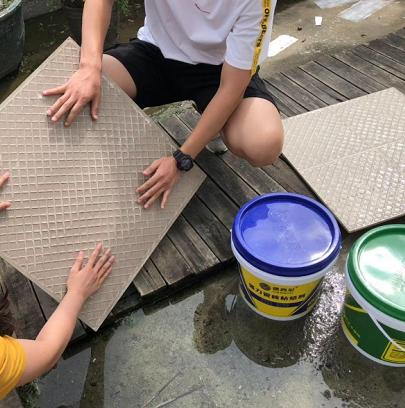 湖北武汉瓷砖背胶、瓷砖粘结剂厂家批发价格