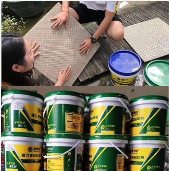 河北厂家批发环保高粘度瓷砖背胶-背涂胶标准施工流程
