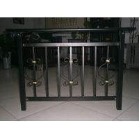 铝合金阳台护栏 焊接栏杆扶手室内外铝艺围栏