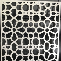 电镀仿古雕刻铝窗花 铝方管焊接铝窗花 防护栏铝窗