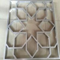 铝合金艺术烤漆窗花环保雕花铝合金型材铝艺窗花仿古通铝窗花
