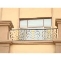 厂家直销各种款式铝艺护栏,阳台 庭院 花园护栏