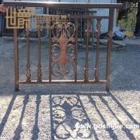 【阳台护栏】小区阳台安全防护铁艺围栏楼房房顶防跌落隔离铁栏杆