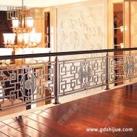 中式风格楼梯护栏 家用高档楼梯护栏