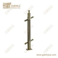 室内装饰铝合金立柱 优质铝材 中式风格楼梯立柱