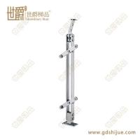 经典简约型扶手柱子 304不锈钢立柱
