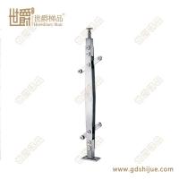优质304不锈钢立柱 防护栏立柱