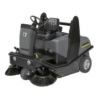 沈阳凯驰驾驶式扫地车,电动吸尘清扫车 KM120/150R