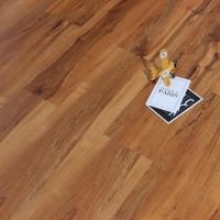 8.0mm厚锁扣WPC木塑室内防水防腐地板