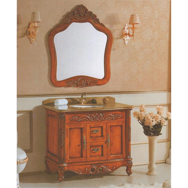 橡木浴室柜6140