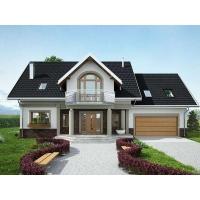 供應西安輕鋼房屋農村自建房屋設計定制