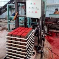 全自动面包砖生产机械 小型彩色水泥面包砖设备