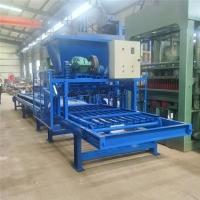 自動化六角石預制布料機 冠福小型預制構件生產線